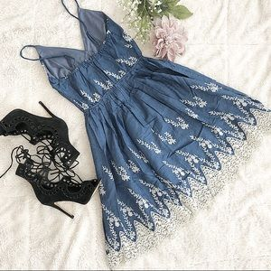 citrusandlavenderlane Dresses - The Elsa Denim Dress